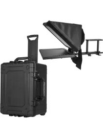 Ikan PT3500-TK Teleprompter with Hard Case Travel Kit