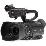 JVCGY-HM250ESB UHD 4K Streaming Camcorder with HD Sports Overlays