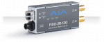 AJA 2-Channel Single-Mode LC Fiber to 12G-SDI Receiver