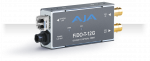 AJA 1-Channel 12G-SDI to Single-Mode LC Fiber Transmitter