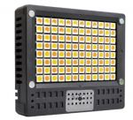 Cineroid L10C-VCES 18-Watt On-Camera Variable Color Temperature LED Light