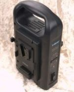 V-Gear VG-2KS Portable Li-ion V-Mount Dual Battery Charger