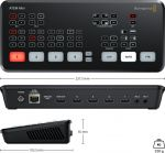 Blackmagic ATEM Mini HDMI Live Stream Switcher