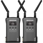 Hollyland Mars 400S Wireless SDI / HDMI System with 2 Receivers