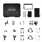 Teradek Bolt 500 XT SDI/HDMI Wireless Deluxe Kit (Gold Mount)