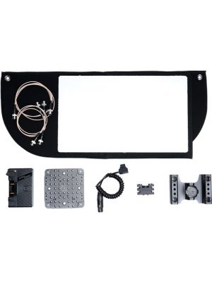 SmallHD Accessory Pack for 1703 P3X Monitor (Gold Mount)