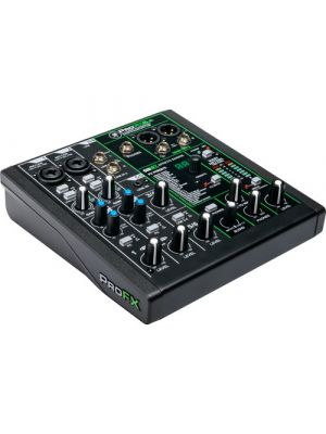 Mackie ProFX6v3 6-Channel Sound Reinforcement Mixer with Built-In FX