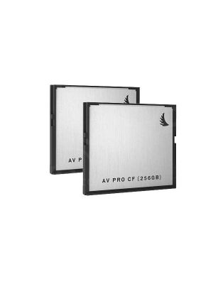 Angelbird 256GB AVpro CFast 2.0 Card  (2 Pack)