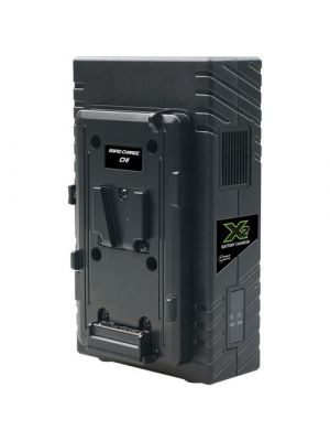 Core SWX X2S 2-Bay Vertical V-Mount Battery Charger