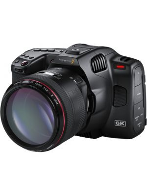 Blackmagic Pocket Cinema Camera 6K Pro - Body Only