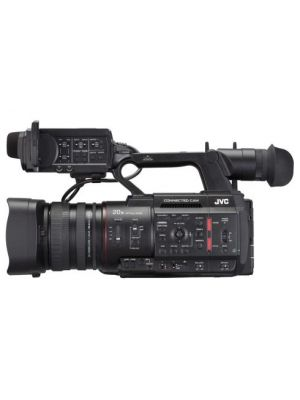 JVC GY-HC550E Handheld Connected CAM™ 2.5cm 4K Camcorder, Ultra-HD ProRes 422 10-bit at 50/60p