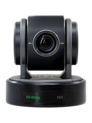 BirdDog Eyes P100 PTZ Camera (Black), NDI/SDI Output, 10x Optical