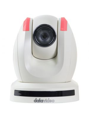 Datavideo PTC-150TWL • PTZ Camera • 30X Optical • HD/SD-SDI, HDMI, CVBS, HDBaseT Output • No Receiver (White)