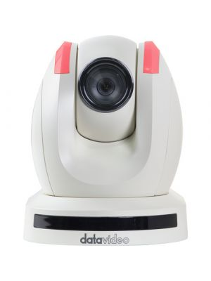 Datavideo PTC-150TW • PTZ Camera • 30X Optical • HD/SD-SDI, HDMI, CVBS,  HDBaseT Output with Receiver (White)