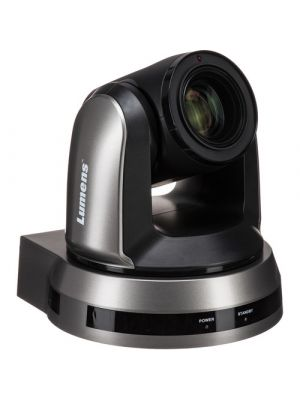 LUMENS VC-A70H PTZ Camera • 10x Optical Zoom • 4K HDBaseT Output (Black)