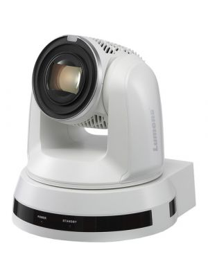 LUMENS VC-A61PW • PTZ Camera • 30x Optical Zoom • 3G-SDI, 4K/30 HDMI, IP Output • 1/2.5