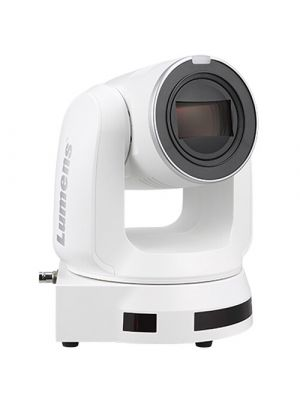 LUMENS VC-A71PNW • PTZ Camera • 30x Optical Zoom • NDI, 3G-SDI, HDMI, IP Output (White)
