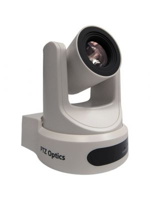 PTZOptics PT30X-SDI-WH-G2 • PTZ Camera • 30x Optical • 3G-SDI, HDMI, CVBS, IP Streaming • 1920 x 1080p • 60.7° FOV (White)