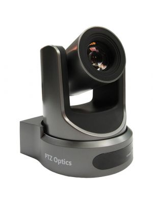 PTZOptics PT30X-SDI-GY-G2 • PTZ Camera • 30x Optical • 3G-SDI, HDMI, CVBS, IP Streaming • 1920 x 1080p • 60.7° FOV (Gray)