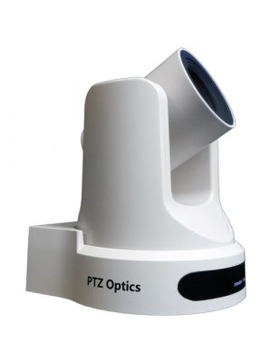 PTZOptics PT20X-SDI-WH-G2 • PTZ Camera • 20x Optical • 3G-SDI, HDMI, IP Network RJ45, CVBS • 1920 x 1080p • 60.7° FOV (White)