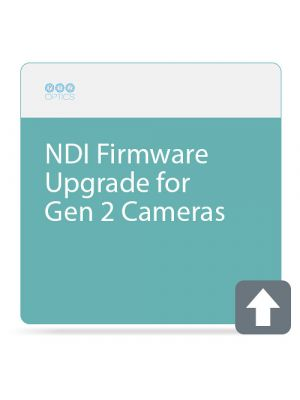 PTZOptics NDI|HX® License Upgrade for PTZOptics G2 PTZ Cameras or ZCAM Box Cameras