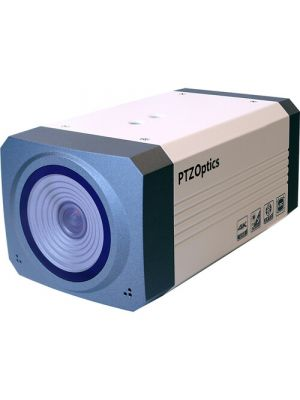PTZOptics EPTZ ZCAM-G2 • Box Camera • HD-SDI, IP Output • 1920x1080 • 30fps • 100° HFOV (White)