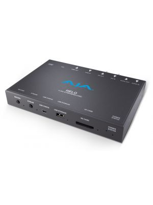 AJA HELO H.264 HD/SD Recorder and Streaming Appliance
