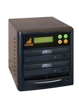 Evocept CopyBlast Premium 1-Drive 16x DVD and 48x CD  Duplicator