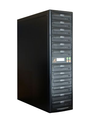 Evocept CopyBlast Premium 11-Drive 16x DVD and 48x CD  Duplicator