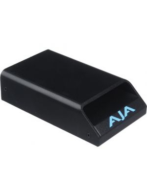 AJA External Dock for all AJA PAK Modules with Thunderbolt and USB 3.0 Connections to Host Computer