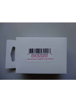 Primera LX800/810 Black PigmentInk Cartridge (FAR571 / 53020)