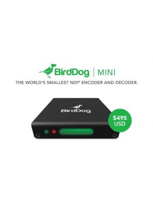 BirdDog Mini HDMI To NDI Encoder/Decoder (Educational)