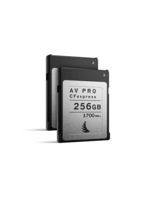 Angelbird 256GB AV Pro CFexpress Type B Memory Card (2-Pack)