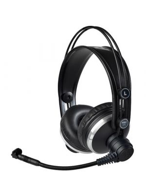 AKG HSC171 Professional Headset with Condenser Microphone (Cable Required)