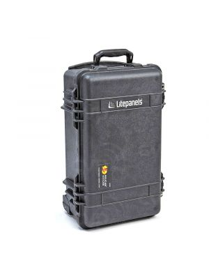 Litepanels Traveler Case for Lykos Trio Kit (Pelican Case with Cut Foam)