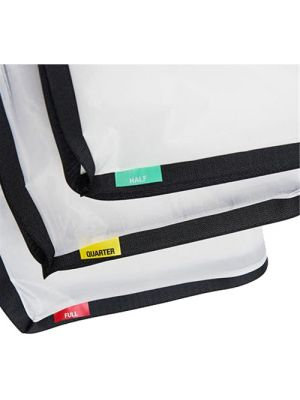 Litepanels Gemini Snapbag Cloth Set 1/4, 1/2, Full