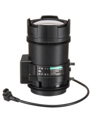 Marshall Electronics 3MP 8-80mm f/1.4 Varifocal CS-Mount Lens with Long Cable (VS-M880-A)