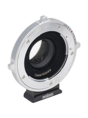 Metabones Speed Booster Adaptor - Canon EF to Micro Four Thirds T CINE XL 0.64x (Black Matt)