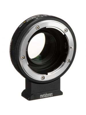 Metabones Speed Booster Adaptor - Nikon G to BMPCC4K XL 0.64x (Black Matt)
