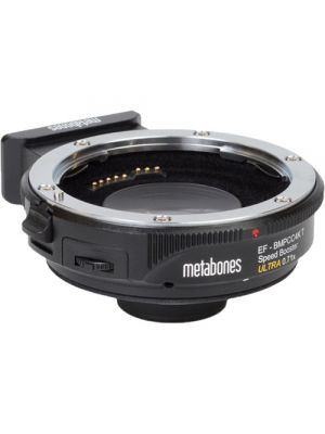 Metabones Speed Booster Adaptor - Canon EF to BMPCC4K T XL 0.64x