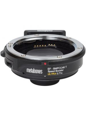 Metabones Speed Booster Adaptor - Canon EF to BMPCC4K T ULTRA 0.71x