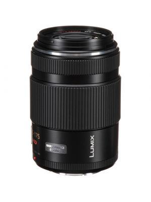 Panasonic Lumix G X Vario PZ 45-175mm f/4-5.6 ASPH. POWER O.I.S. MFT Lens (Black)
