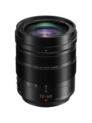 Panasonic Leica DG Vario-Elmarit 12-60mm f/2.8-4 ASPH. POWER O.I.S. MFT Lens (Black)
