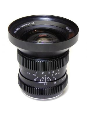 SLR Magic 10mm T2.1 Hyperprime Cine Lens with MFT Mount