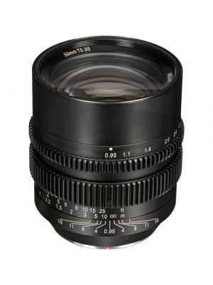 SLR Magic 50mm T0.95 HyperPrime Lens with MFT Mount