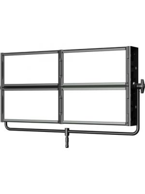 Litepanels 4 x 4 Stacking Kit with Yoke for Gemini LED Panels