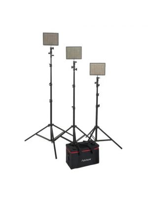Aputure Amaran LED HR672 CCC Stand Kit (3 x 2m Stands)