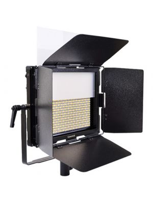 Cineroid LM800 LED Light Kit + Gold Battery Mount