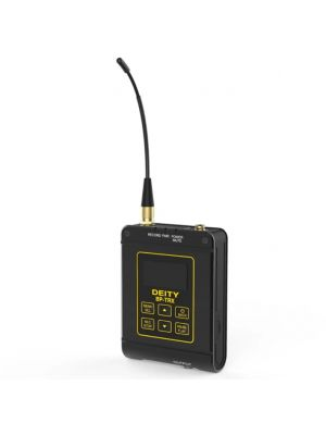 Deity BP-TRX 2.4Ghz Wireless Transceiver with Built-In Recorder