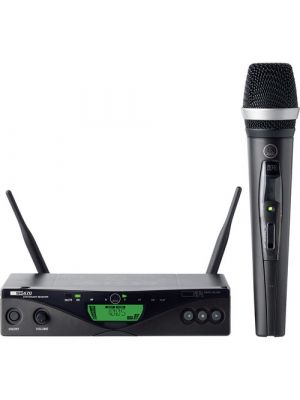 AKG WMS 470 Vocal Set Wireless Microphone System w/ D5 Element